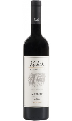 Merlot, Selection barrique